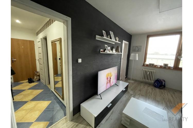 Rezervovaný! 2 izbový byt Skalica po rekonštrukcii